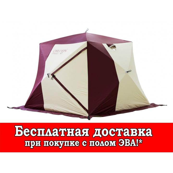 Зимняя палатка «Снегирь» 4T