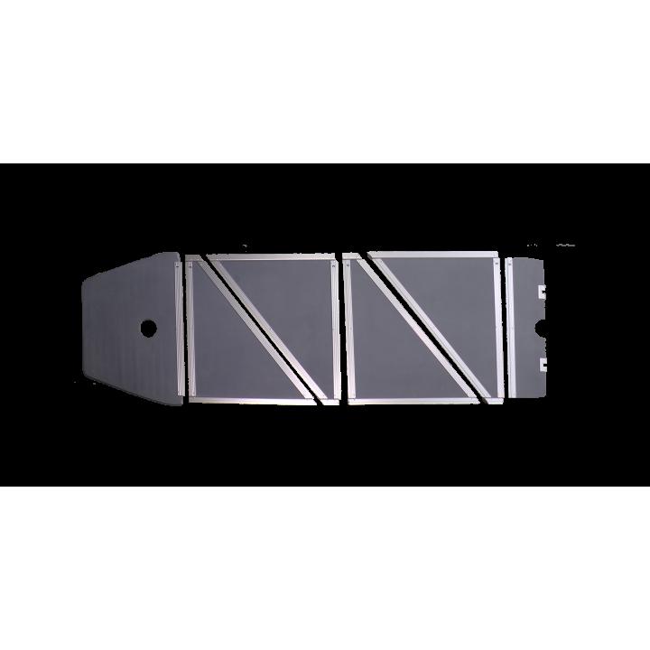 Стеклопластиковые Пайолы для лодки РВ-340М Серия «Кречет» БЕЗ СТРИНГЕРОВ